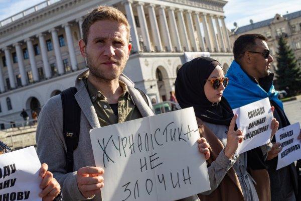 55 нападів на журналістів в Україні у 2019 році