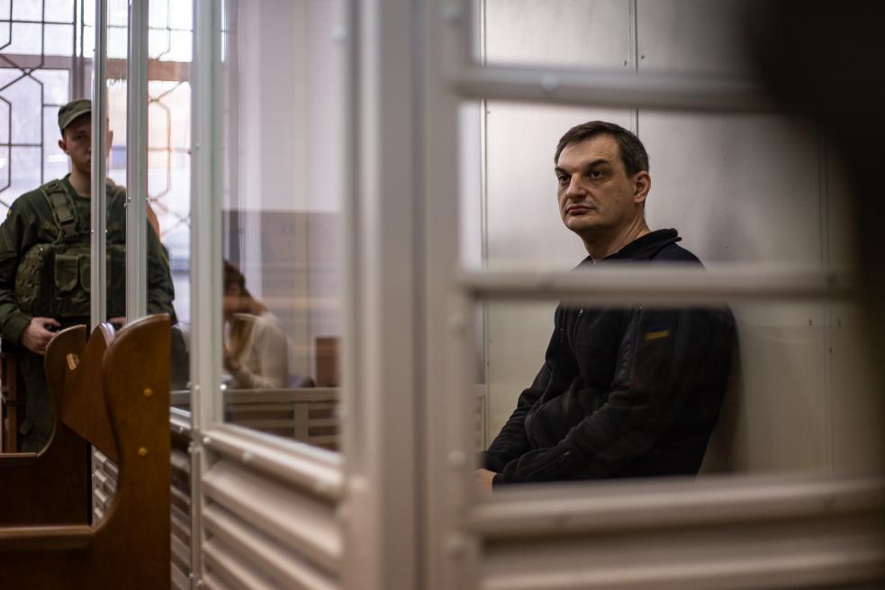 Суд в Киеве никак не начнет судить главу центризбиркома «ДНР» Романа Лягина. Рассказываем почему