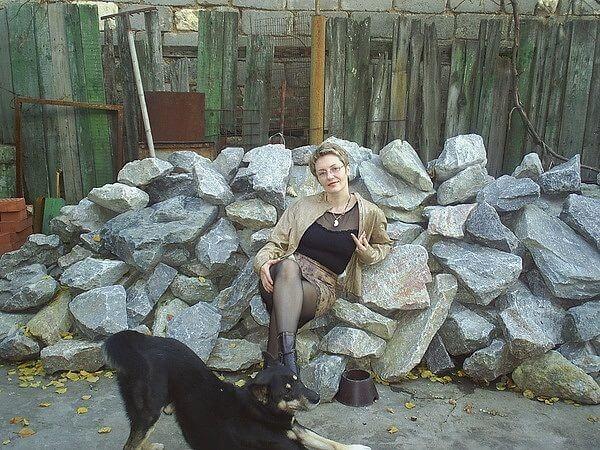 Наталья Савченко. Фото: «Одноклассники»