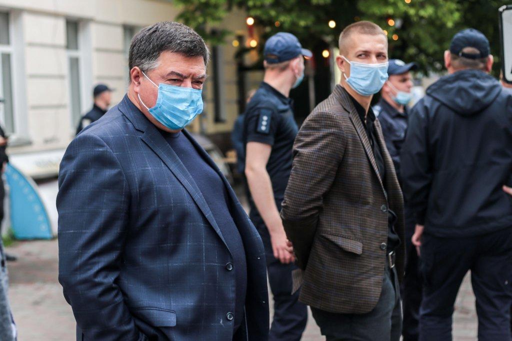 Дело подкупа и лжесвидетельствования. В чем обвиняют главу Конституционного суда Александра Тупицкого