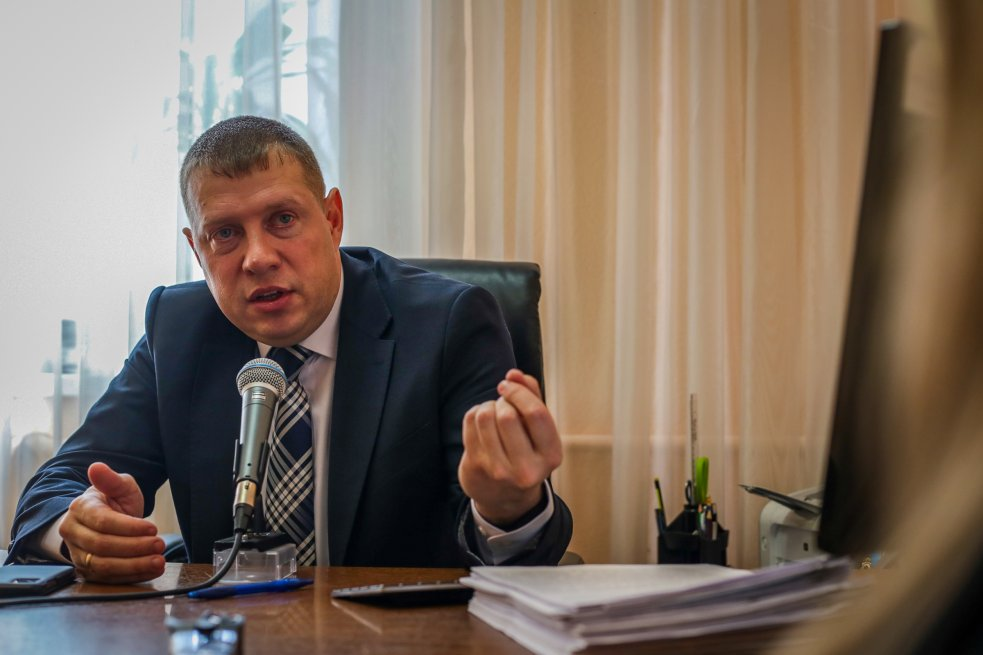 Богдан Моніч. Фото: Стас Юрченко, Ґрати